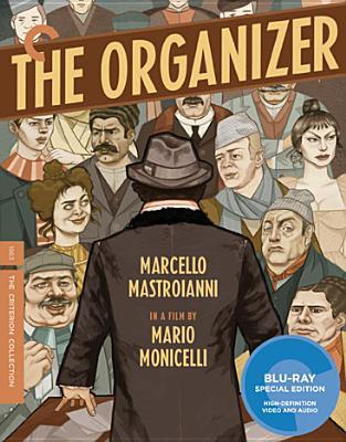 ORGANIZER BY MASTROIANNI,MARCELL (Blu-Ray)